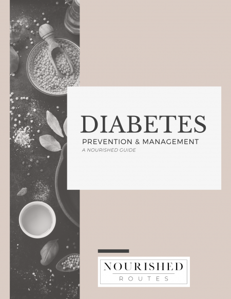Diabetes Prevention & Management Guide