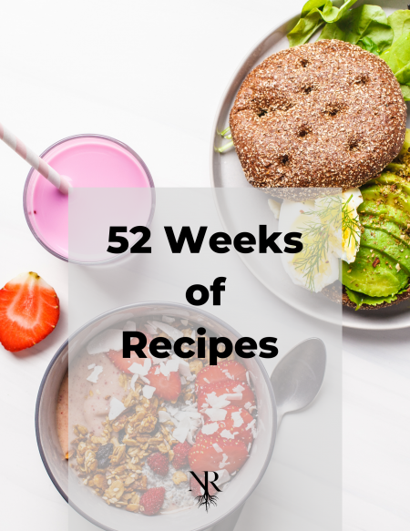 52 Weeks of Recipes-2
