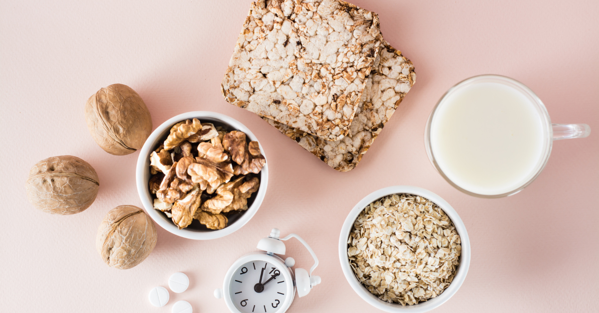Nutrition for a Better Night's Sleep